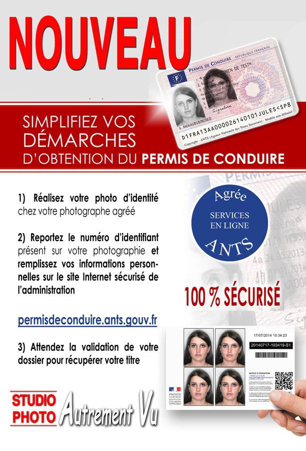 photo identit u00e9 agr u00e9 u00e9 ants pour permis de conduire  u00e0 sarreguemines